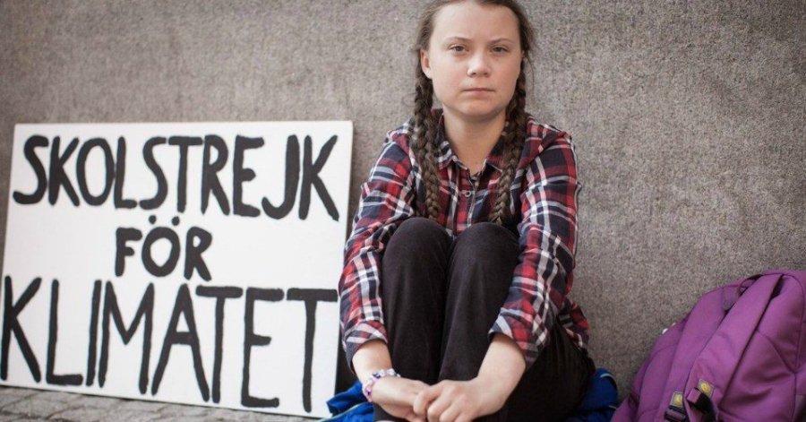 Discurso completo de Greta Thunberg ante el Parlamento Británico23/04/19
