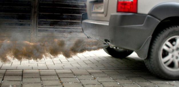Emisiones de CO2 sobreruedas