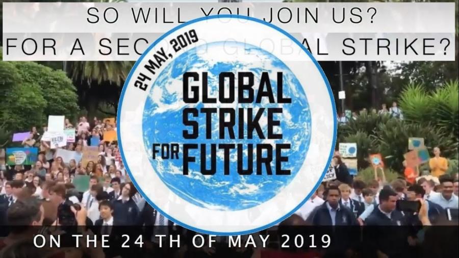 Manifestación Global este viernes 24 deMayo