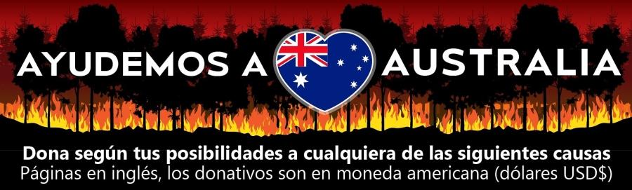 Ayudemos a Australia