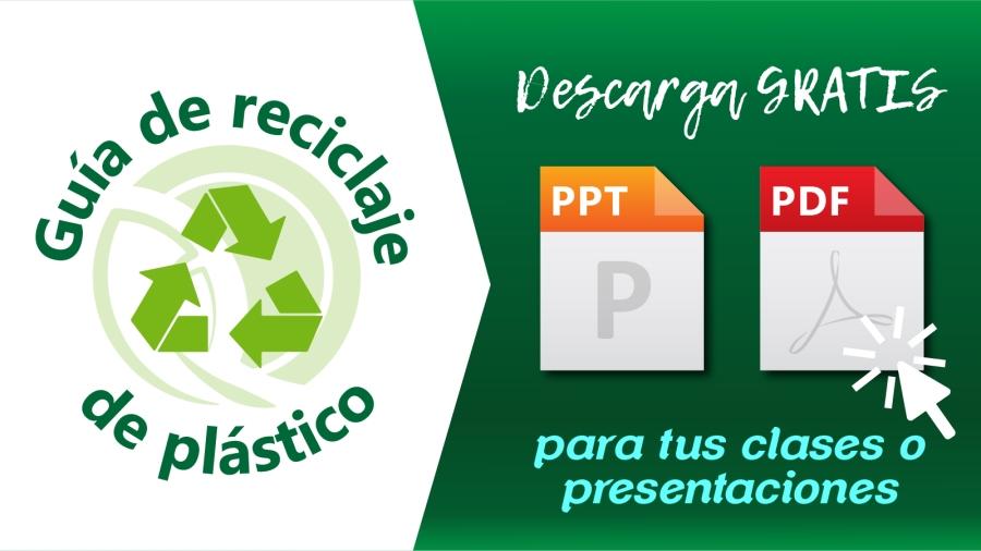 Guía de reciclaje deplástico