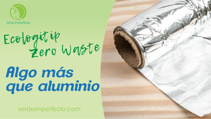 Alternativas al uso de papel aluminio
