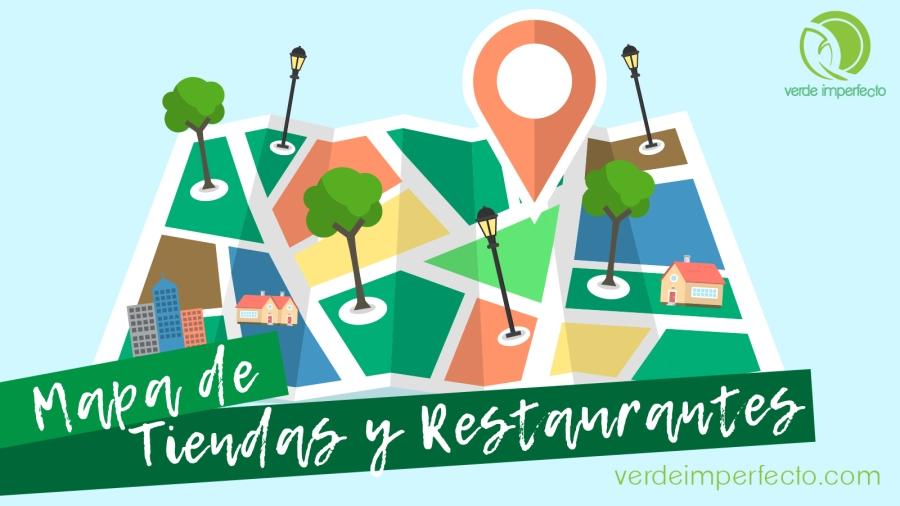 Mapa de tiendas y restaurantes en BajaCalifornia